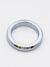 STAINLESS STEEL BEVELED C-RING