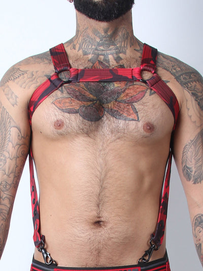 CELLBLOCK13 CADET CAMO HARNESS