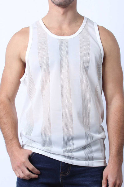 CELLBLOCK13 MIDFIELD MESH TANK