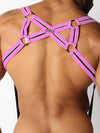 CELLBLOCK13 X-BACK MESH HARNESS
