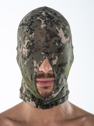 FK SPORT DIGITAL CAMO BIG BITE HOOD