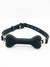 FK SILICONE LOCKING DOG BONE GAG