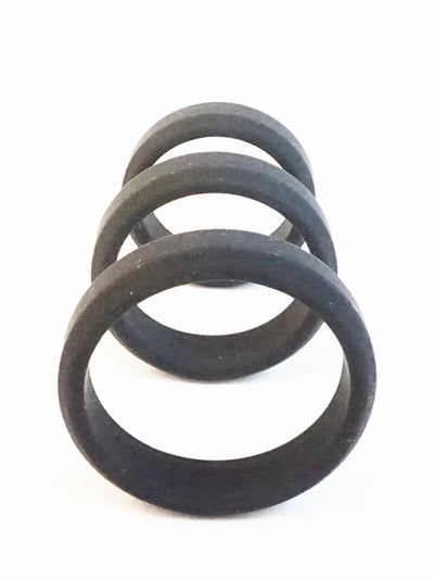 FK FLAT SILICONE C-RING