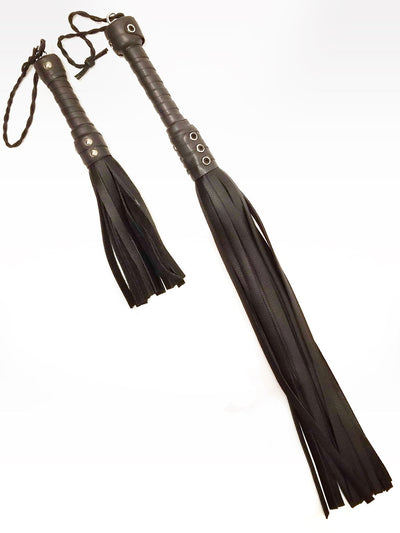 SMALL COWHIDE HANDY SIZE FLOGGER