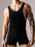 LOCKER GEAR THREE-WAY ZIPPER SINGLET