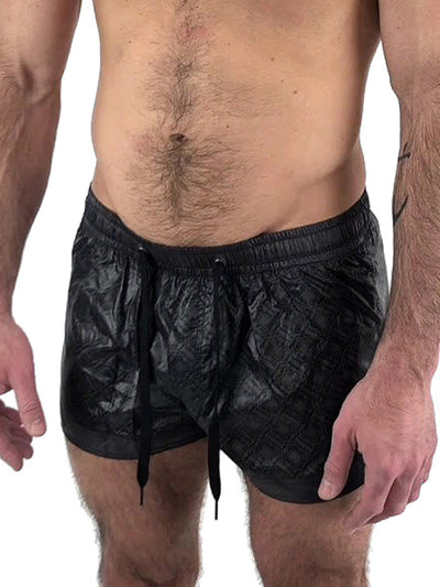 NASTY PIG BRANDED SWIM TRUNK