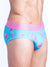 SKULL AND BONES COTTON CANDY BRIEF