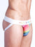 SKULL AND BONES HEATHER PRIDE JOCK