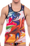 SKULL AND BONES PRIDE PAINT MIX TANK