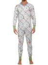 SKULL AND BONES SKI WEEKEND UNION SUIT
