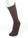 FK SPORT GLITTER HIGH CALF TUBE SOCK