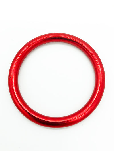 BASIC ALUMINUM RING RED