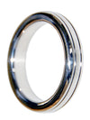 GROOVED STAINLESS STEEL C-RING