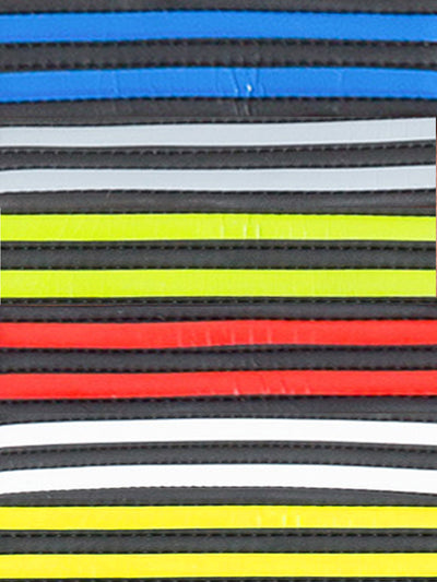 COLOR NEOPRENE BULLDOG HARNESS