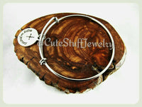 Enjoy The Journey Bracelet,  Enjoy In The Journey Bangle, Inspirational Bracelet, Handmade Inspirational Jewelry, Enjoy the journey Jewelry