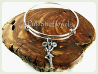 Cheer Cheerleader Bracelet, Cheer Cheerleader Bangle