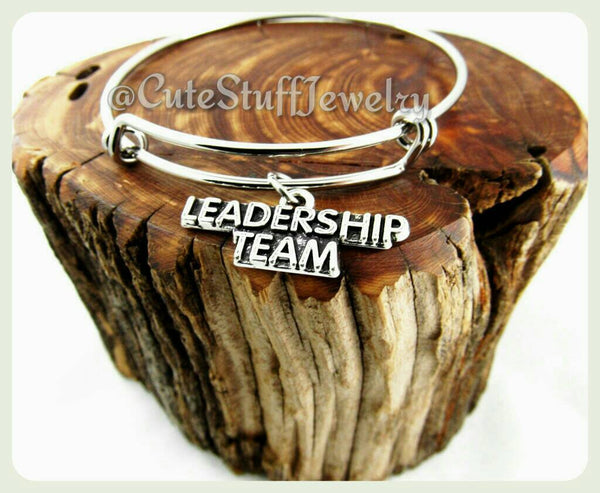 Leadership Team Bracelet, Leadership Team Bangle