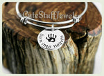 Born into Heaven Bracelet, Born into Heaven Bangle