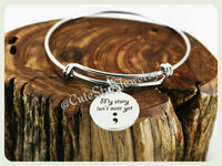 My story isn't over Bracelet,  My Story Is Not Over Bangle, Handmade Inspirational Jewelry, Semicolon Bracelet, Suicide Awareness