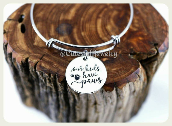 Our Kids Have Paws Bracelet