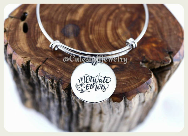 Motivate Others Bracelet