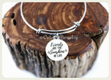 Friends Are the Sunshine of Life Bracelet, Friends are Sunshine Bangle, Handmade Friendship Jewelry, Friends Bracelet
