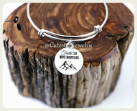 Faith can move mountains Bracelet, Faith Bracelet