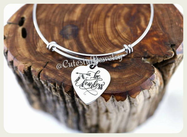 Be Fearless Bracelet, Be Fearless Bangle