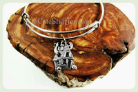 Haunted House Bracelet,  Haunted House Bangle