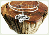 Team Captain Bracelet, Cheer Captain Bangle