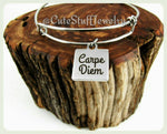 Carpe Diem Bracelet, Carpe Diem Bangle