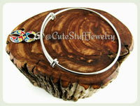 Autism Awareness Bracelet,  Autism Awareness Bangle