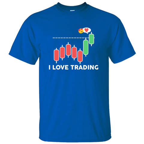 Image of I Love Trading T-Shirt