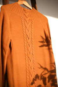 Sweater Mili Camel