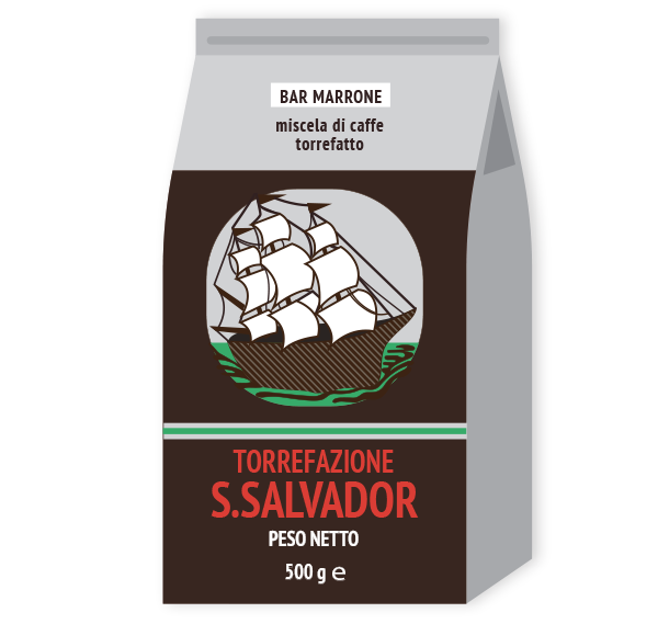 Caffè Bar Marrone 500g