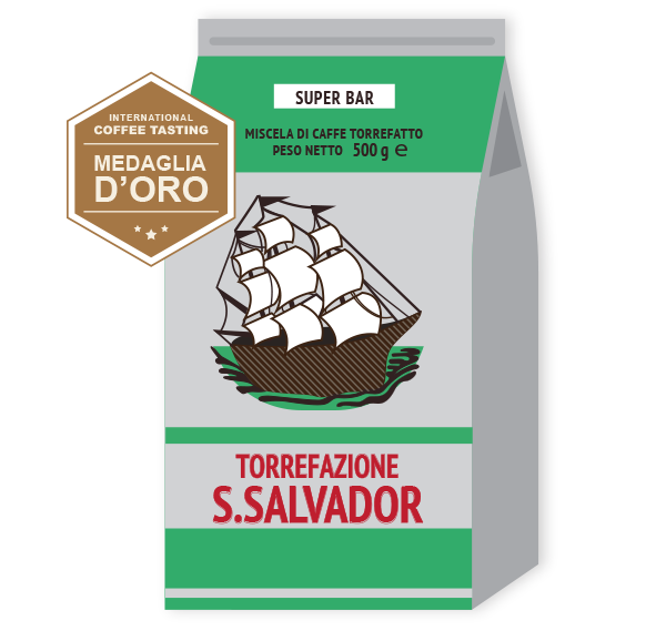 Caffè Super Bar 500g