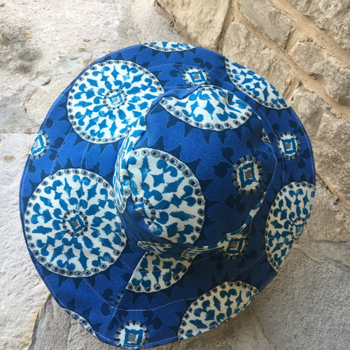 Floppy 5 hat  ~~~Reversible