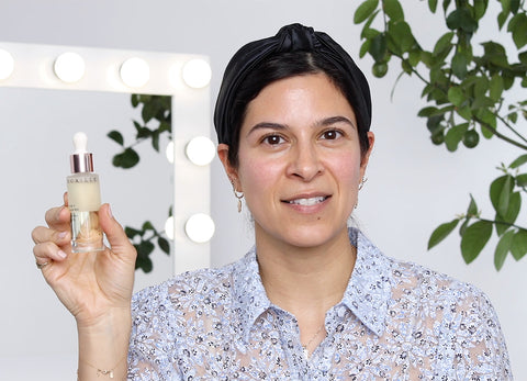 Pre-Makeup Skincare Routine with Lisa Aharon