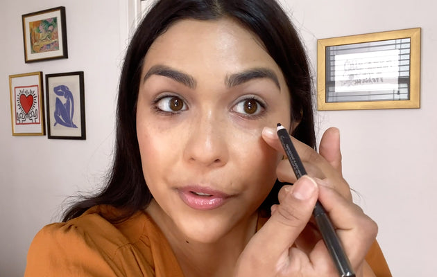 Quick Bite Beauty | How to Tightline Your Eyes