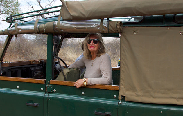 Sylvie's Safari Essentials