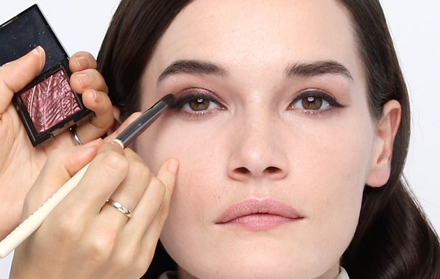 Must-Try: A Defined Rose Gold Eye