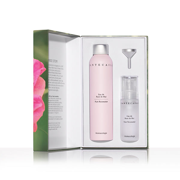 The Rosewater Harvest Refill Set