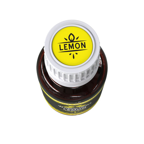 Lemon Essential Oil-Free-Sample