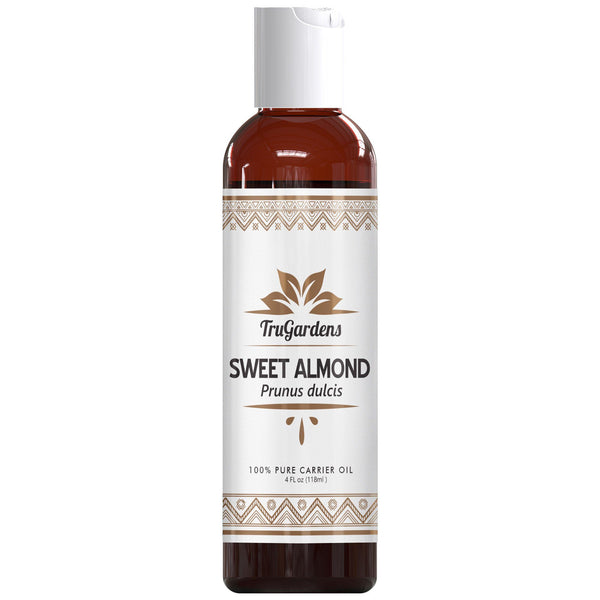 Almond (Virgin, Sweet) Carrier Oil