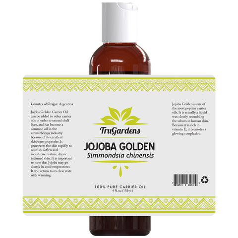 Jojoba Golden Carrier Oil