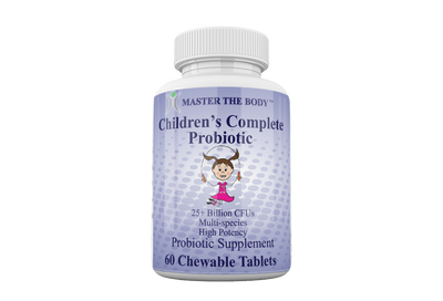 Children's Complete Probiotic 60 Chewable Tablets