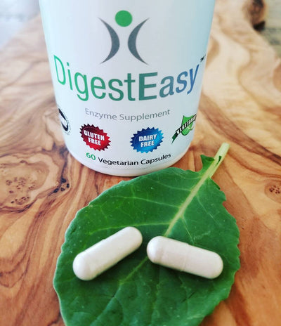 DigestEasy Enzymes  -   NOW FREE SHIPPING ON ANY QUANTITY!