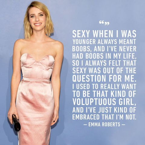 Emma Roberts quote