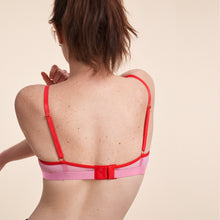Load image into Gallery viewer, Limitless Wirefree Bra Cherry Bomb