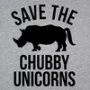 Save The Chubby Unicorns T-Shirt - Rising Star Leggings